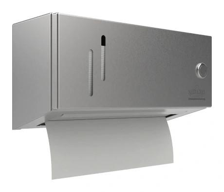 Edelstahl Papierhandtuchspender 9120101-1