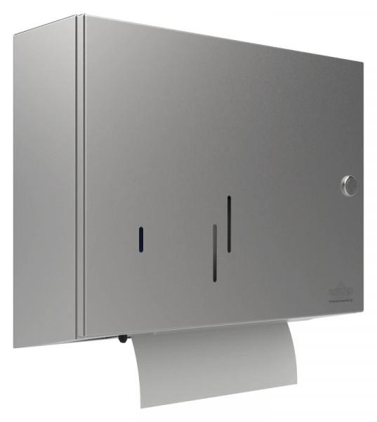 Papierhandtuch/Seifenspender-Kombination 9120205-A