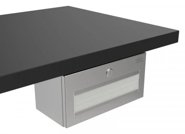 Papierhandtuchspender 9120105 mit Zylinderschloss
