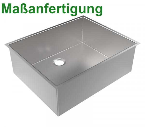 Einbaubecken eckig SA590