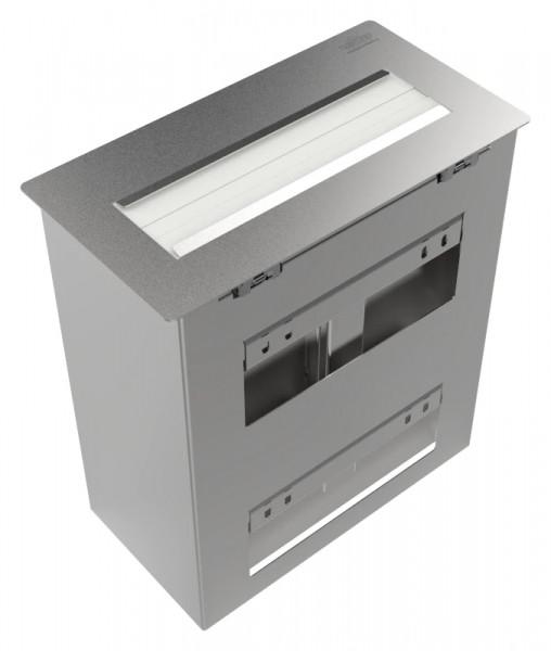 Papierhandtuchspender 9120504M Tischeinbau von oben o Fronteinbau