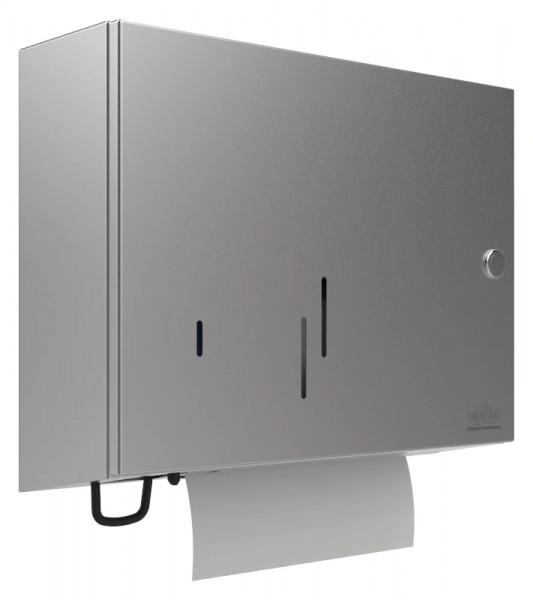 Papierhandtuch/Seifenspender-Kombination 9120210-S