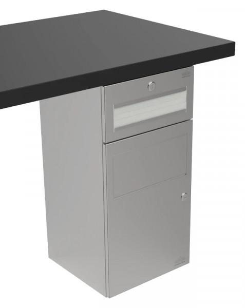 Papierhandtuchspender/Abfallbehälter-Kombination 9123102