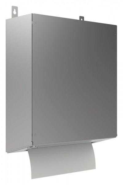 Papierhandtuchspender 9120304 hinter Spiegel