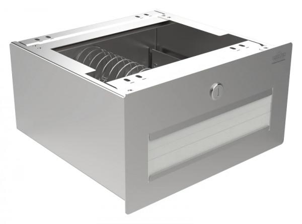 Papierhandtuchspender 9120104BS mit Zylinderschloss
