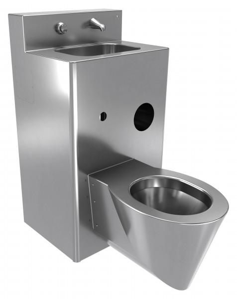 WC-Waschtisch-Kombination 422-10