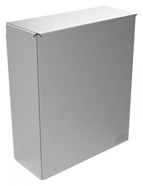 Edelstahl Hygiene-Abfallbehälter 9110201 mit Deckel